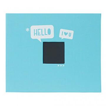 Купить Альбом Word Bubble, American Crafts, 30х30 см, 366281