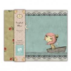 Альбом тканинний Adrift, Mirabelle, Santoro, SNALB003