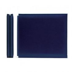 Альбом Classic Leather Post Cobalt, 30х30 см, We R Memory Keepers, 40294-7