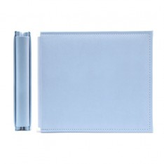 Альбом Classic Leather Post Baby Blue, 30х30 см, WeRMemory Keepers, 40288-6