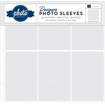 Купить Файлы для альбома Echo Park Photo Freedom, PFPS1003, 5 шт
