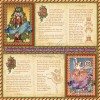 Купить Лист бумаги Festive Fairytale, Nutcracker, Graphic 45, 30 × 30 см, 4500552