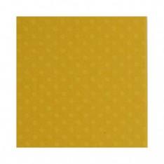 Лист картона с тиснением Honey, Bazzill Basics, 30х30 см, BZT4454E