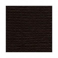 Лист текстурированного картона Bitter Chocolate, Bazzill Basics, 30×30 см, BZCL937