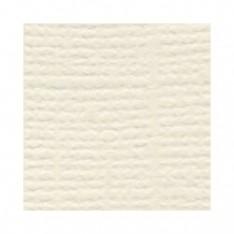 Лист текстурированного картона French Vanilla, Bazzill Basics, 30×30 см, BZCL811