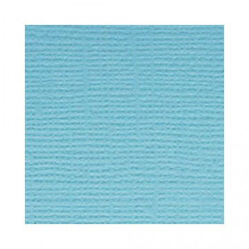 Купить Лист текстурированного картона Vibrant Blue, Bazzill Basics, 30×30 см, BZCL797