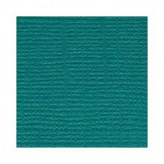 Лист текстурированного картона Blue Calypso, Bazzill Basics, 30×30 см, BZCL791