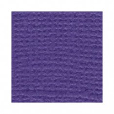 Лист текстурированного картона Purple Pizzazz, Bazzill Basics, 30×30 см, BZCL657