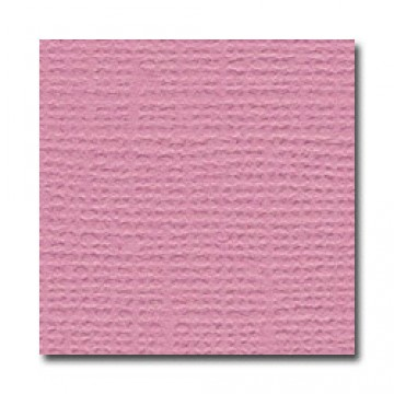 Купить Лист текстурированного картона Vintage Pink, Bazzill Basics, 30×30 см, BZCL139