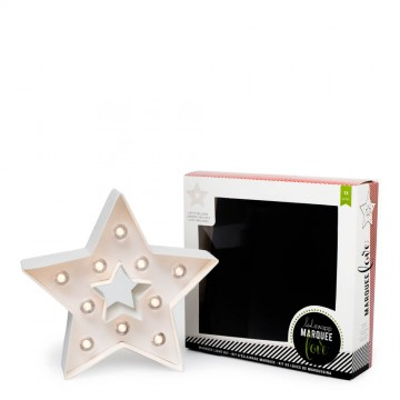 Купить украшение Marquee Kit - Paper - Star, Heidi Swapp, 312191