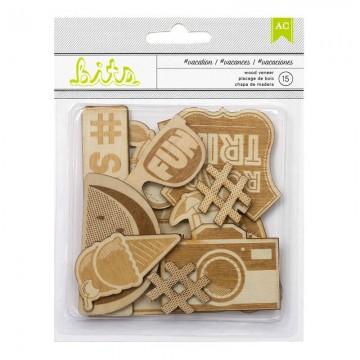 Купить Деревянные фигурки #Summer, American Crafts, 366964