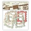 Купить Рамки деревянные Curiosity Corner, Dovecraft, DCWC004