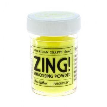 Купить Пудру для эмбоссинга Neon Yellow Zing! embossing powder, 27131