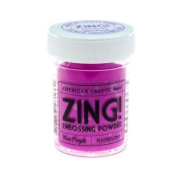 Купить Пудру для эмбоссинга Neon Purple Zing! embossing powder, 27166