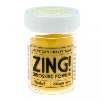 Купить Пудру для эмбоссинга Mustard Zing!, 27137