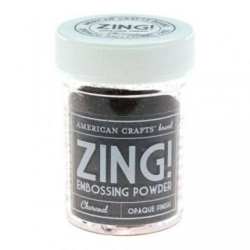 Купить Пудру для эмбоссинга Charcoal Zing! embossing powder, 27147
