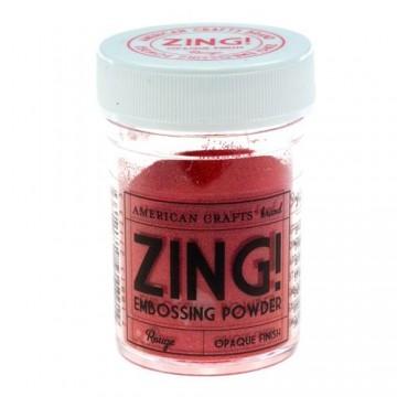 Купить пудру для эмбоссинга Rouge Zing!, 27123