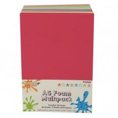 Вспененная резина декоративная Pastels, A5, Dovecraft, DCFM011