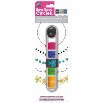 Купить Инструмент Sew Easy Circles Tool, 71115-5