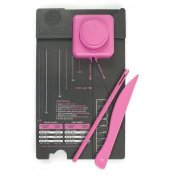 Купить Доска для изготовления цветов Flower Punch Board, We R Memory Keepers, 71342-5