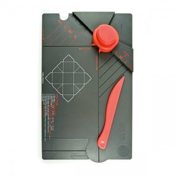 Купить Доска для изготовления коробки Gift Box Punch Board, We R Memory Keepers, 71334-0