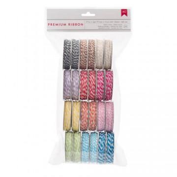 Купить набор шнурков Baker's Twine, American Crafts, 89423