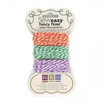 Купить шнурок SewEasy Fancy Floss Bakers Twine – Secondary, 71159-9