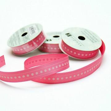 Купить Рулон ленты Pink Dots, Hampton Art, VAC0405-3