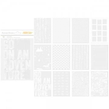 Купить Набор оверлеев Wanderlust, Studio Calico, 12 шт, 331993