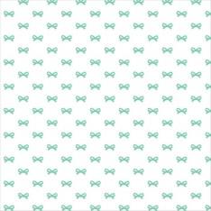 Лист кальки Oh Darling – Bows, Studio Calico, 30х30 см, 683376