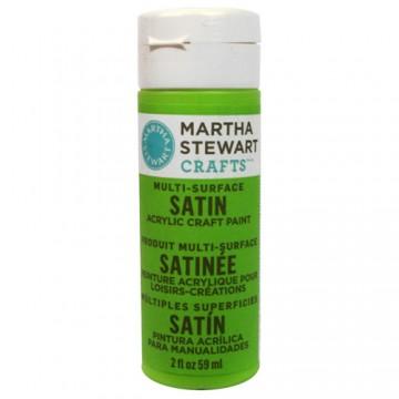 Купить Краска Multi-Surface Satin Acrylic Craft Paint – Green Curry, 32005