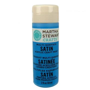 Купить Краска Multi-Surface Satin Acrylic Craft Paint – Blue Calico, 32020