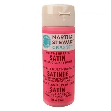 Купить Краска Multi-Surface Satin Acrylic Craft Paint – Camellia Pink, 32039