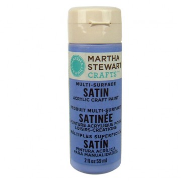 Купить Краска Multi-Surface Satin Acrylic Craft Paint – Jacaranda, 32030