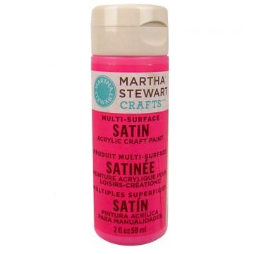 Купить Краска Multi-Surface Satin Acrylic Craft Paint – Raspberry Ice, 32044