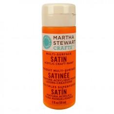 Краска Multi-Surface Satin Acrylic Craft Paint – Marmalade, 32058