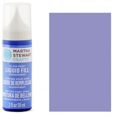 Краска Liquid Fill Transparent Glass Paint – Freesia, Martha Stewart Crafts™, 33219