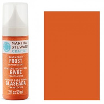 Купить краску Frost Translucent Glass Paint – Mace, Martha Stewart Crafts™, 33194