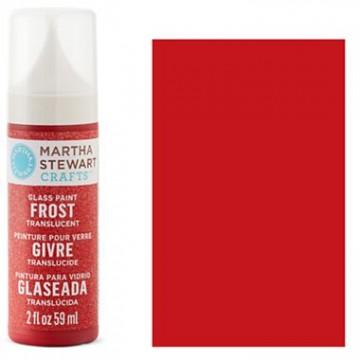 Купить краску Frost Translucent Glass Paint – Habanero, Martha Stewart Crafts™, 33193