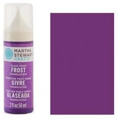 Краска Frost Translucent Glass Paint – Pacific Iris, Martha Stewart Crafts™, 33189