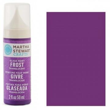 Купить краску Frost Translucent Glass Paint – Pacific Iris, Martha Stewart Crafts™, 33189