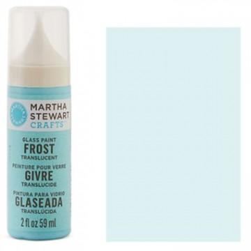Купить краску Frost Translucent Glass Paint – Sea Lavender, Martha Stewart Crafts™, 33185