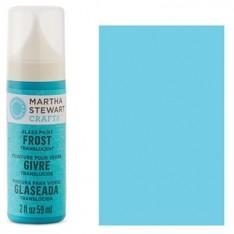Краска Frost Translucent Glass Paint – Surf, Martha Stewart Crafts™, 33184