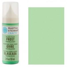 Краска Frost Translucent Glass Paint – Pea Shoot, Martha Stewart Crafts™, 33182