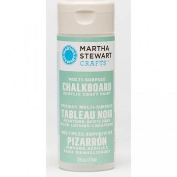 Купить краску Multi-Surface Chalkboard Acrylic Craft Paint – Green, Martha Stewart Crafts, 32215