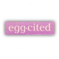 Резиновый штамп Egg-sited, Hampton Art, VW0061-19