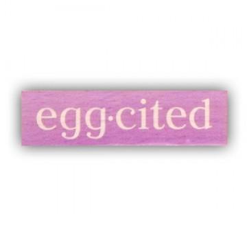 Купить Резиновый штамп Egg-sited, Hampton Art, VW0061-19