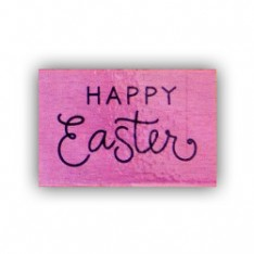Резиновый штамп Happy Easter, Hampton Art, VW0061-14