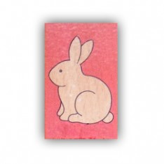 Резиновый штамп Banny, Hampton Art, VW0061-4