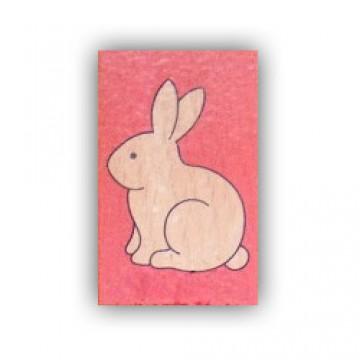 Купить Резиновый штамп Banny, Hampton Art, VW0061-4